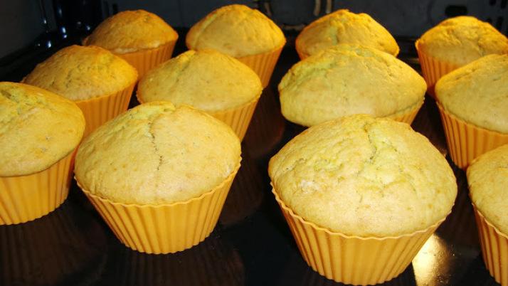 Dyniowe muffinki