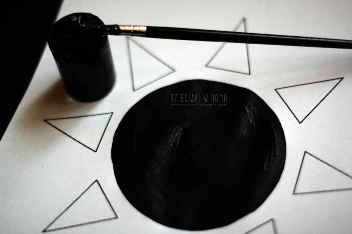 Czarno – biały świat noworodka
