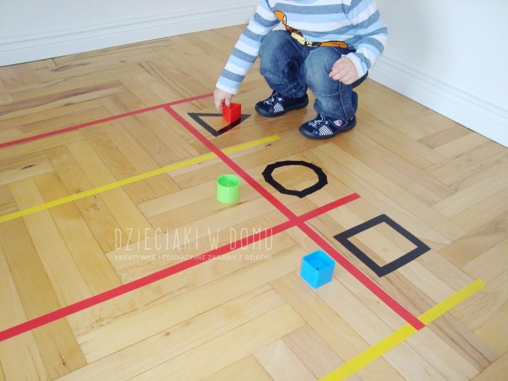 Szukamy figur geometrycznych