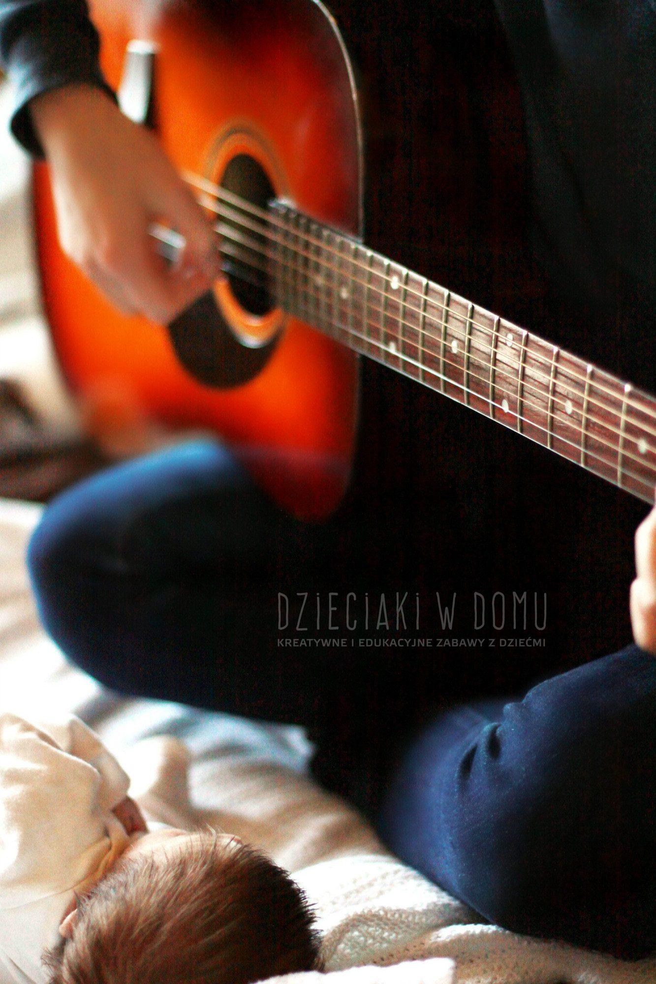 niemowlak i muzyka