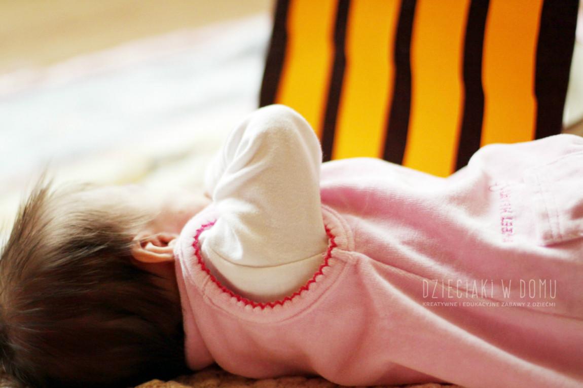 Jaskrawe barwy – obrazki dla niemowlaka