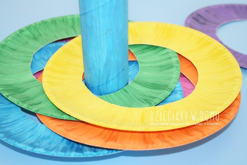 Gra zręcznościowa – zabawa ruchowa w domu