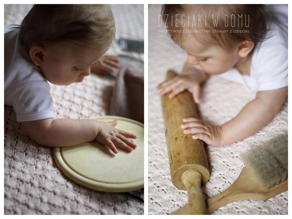 Kuchenne rewolucje z niemowlakiem