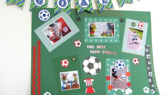 Młodzi kibice – przygotowania do finału Mistrzostw Świata w piłce nożnej