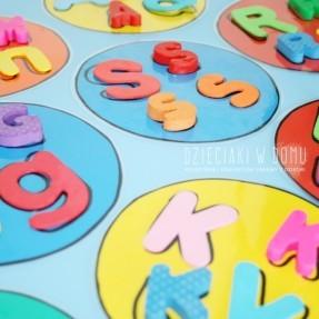 zupa literowa - kreatywna zabawa dla dzieci