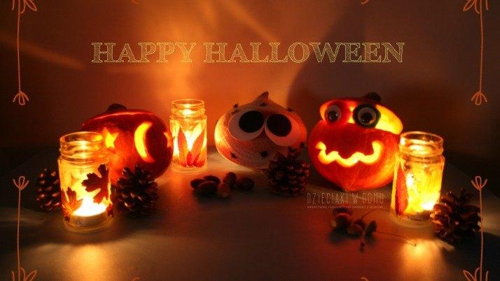 Halloweenowe dekoracje – czyli dynie na wesoło