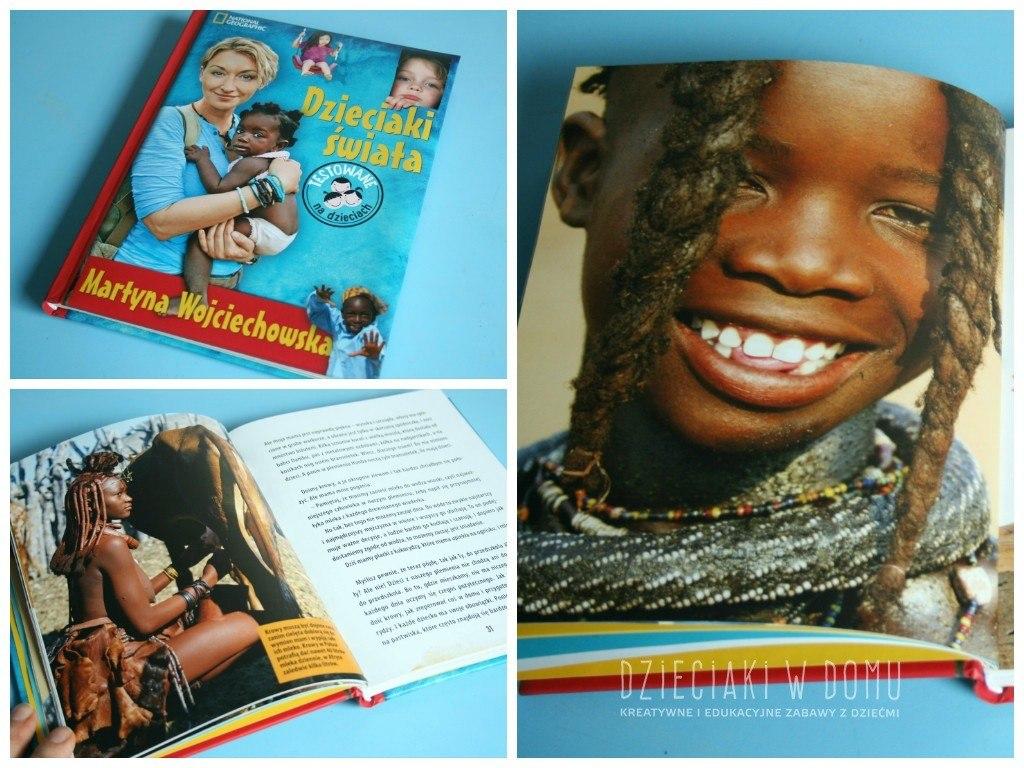 dzieciaki świata - książka dla dzieci