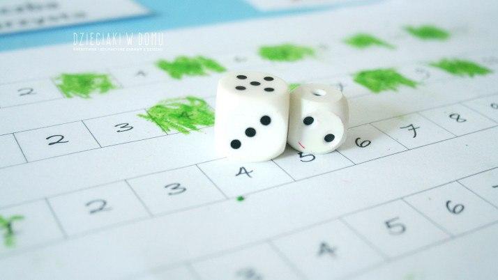 Liczby parzyste i nieparzyste – pomysł na grę matematyczną