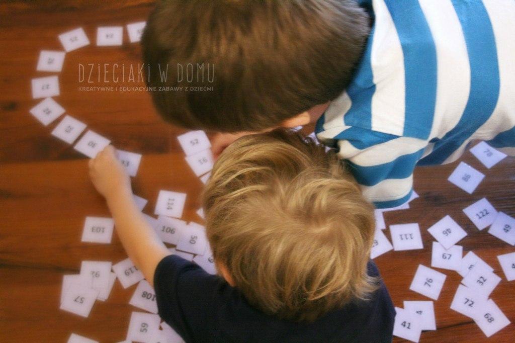rozbiory Polski - ćwiczenie dla dzieci