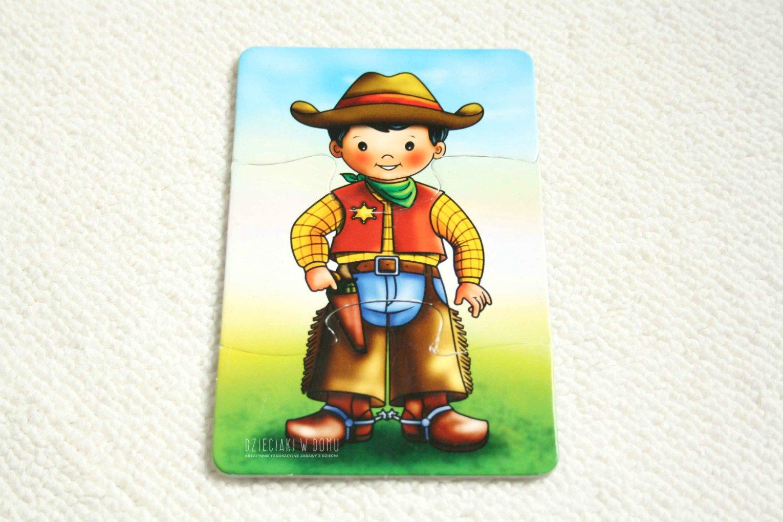 Cowboy - Dziecko na Warsztat