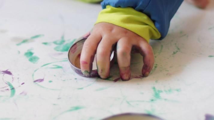 Pokrywkowe szaleństwo – stempelki dla najmłodszych