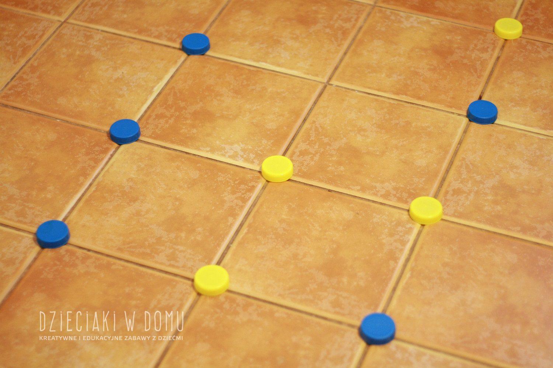Gra square it - stwórz kwadrat dla dzieci