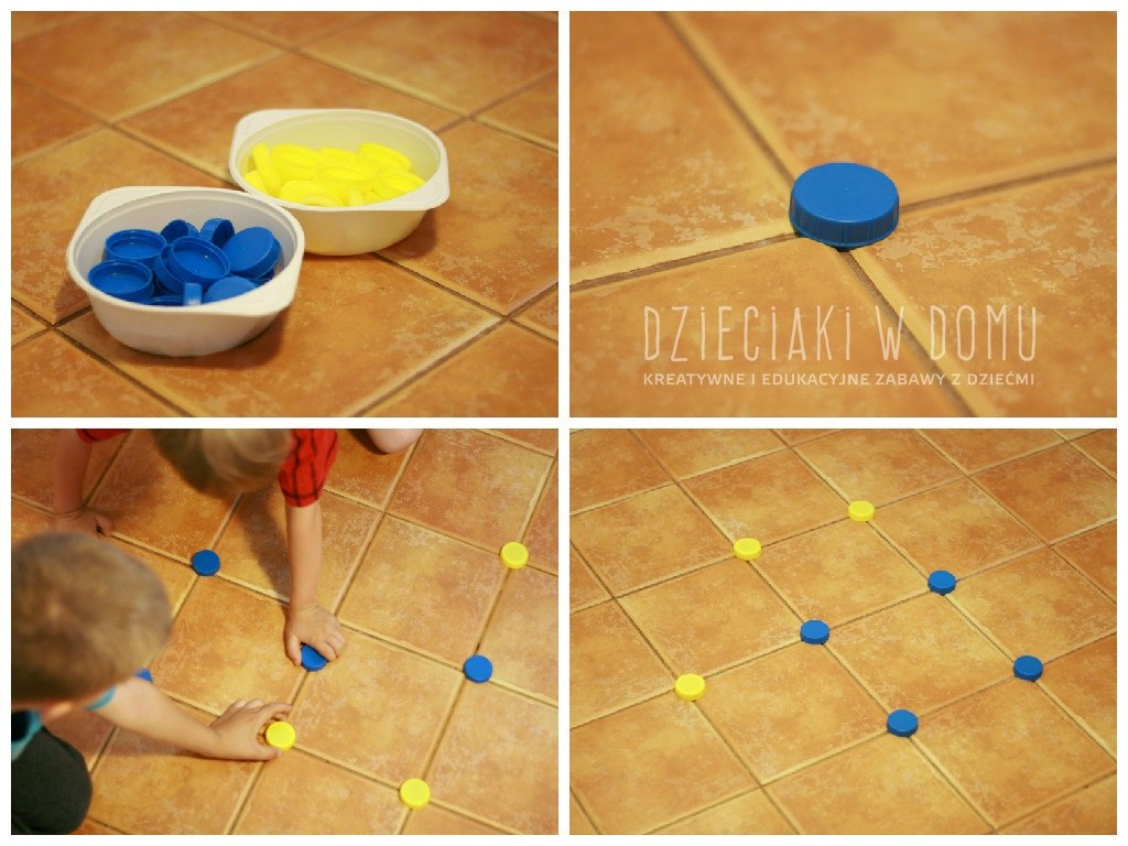 gra dla dzieci DIY