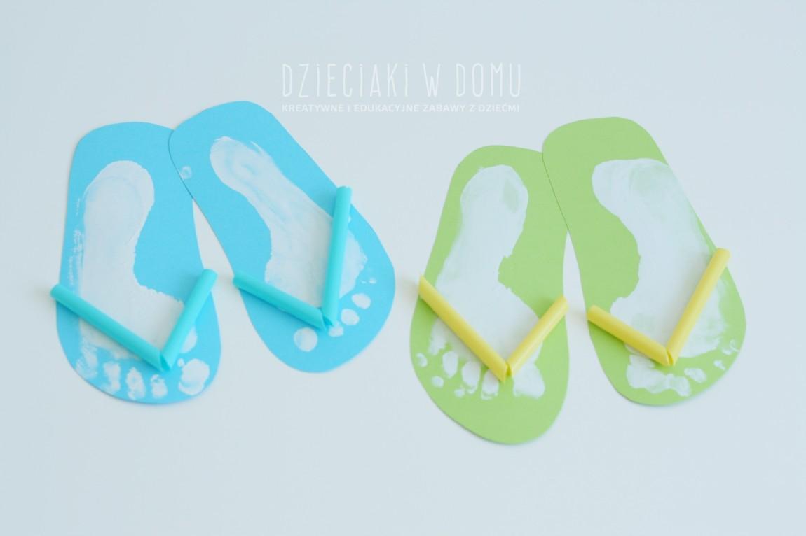 Japonki – kreatywna praca plastyczna na lato