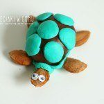 Żółw i komar – pomysły na to, co zrobić z żołędzi i kasztanów