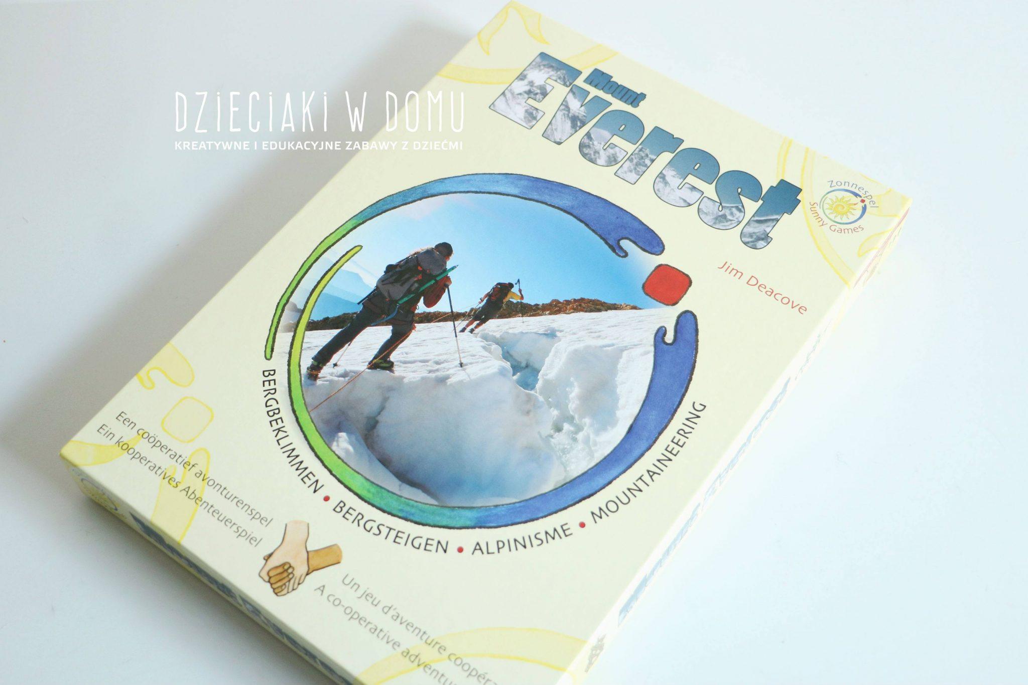 Gry kooperacyjne dla dzieci: Mount Everest