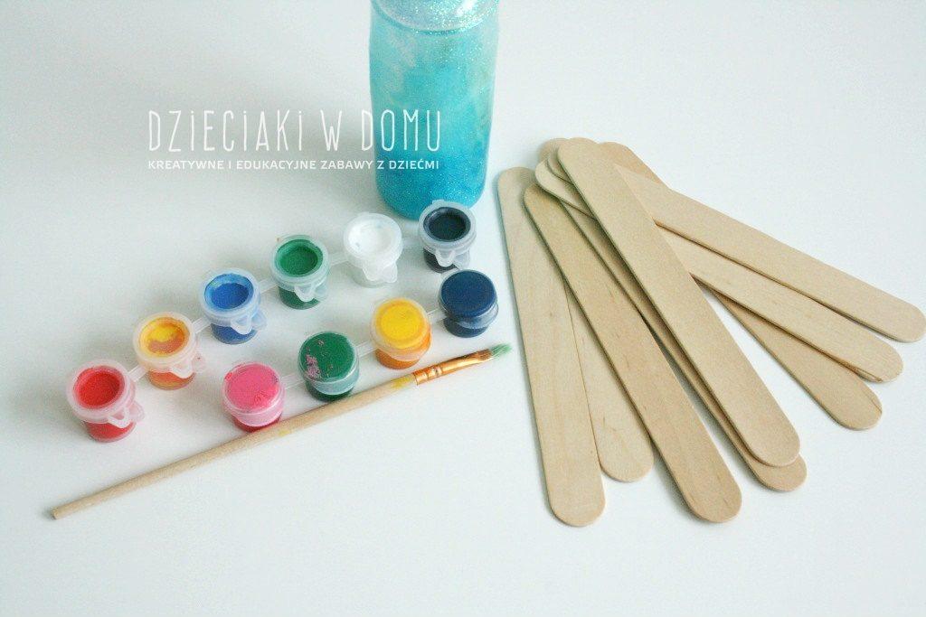 wielkanocna układanka dla dzieci DIY