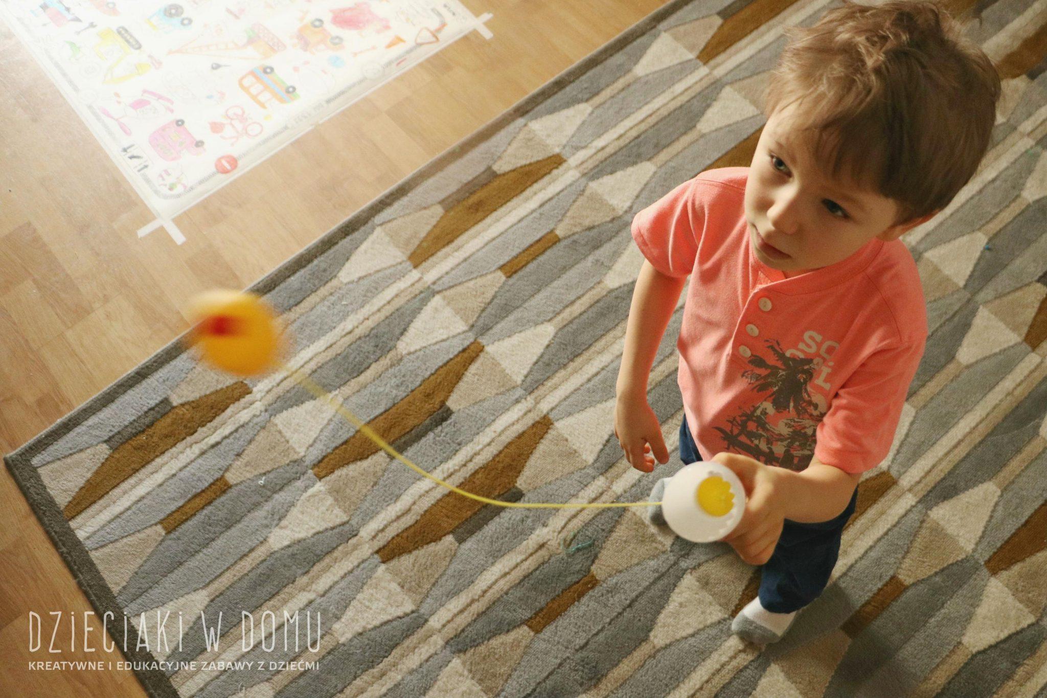 zabawka zręcznościowa dla dzieci DIY