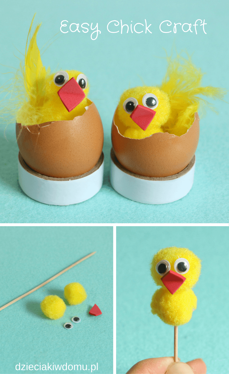 easy chick craft