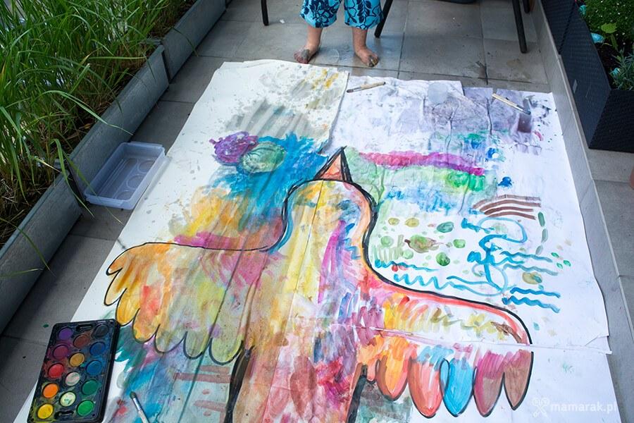 kreatywne zabawy z dziećmi