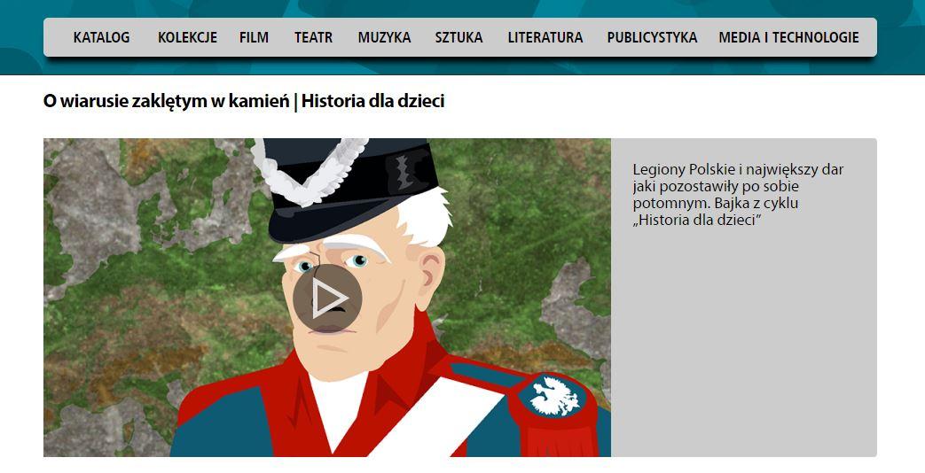 legiony-polskie-bajka-dla-dzieci