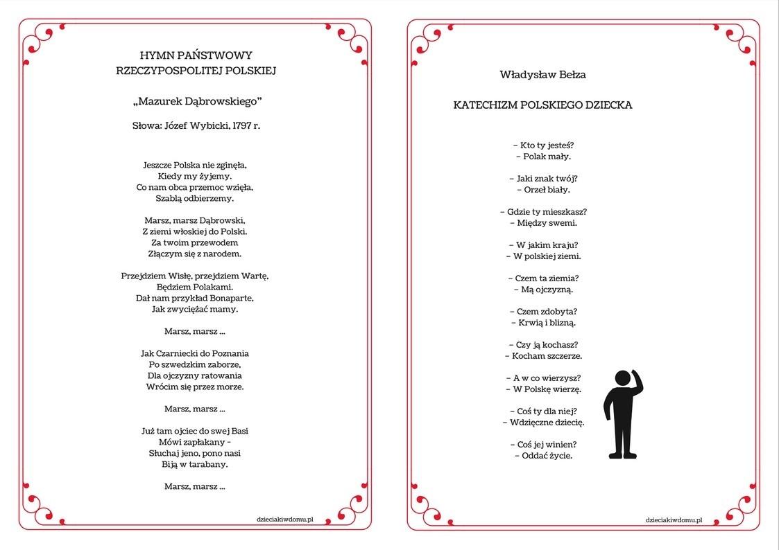 piesni-patriotyczne-tekst