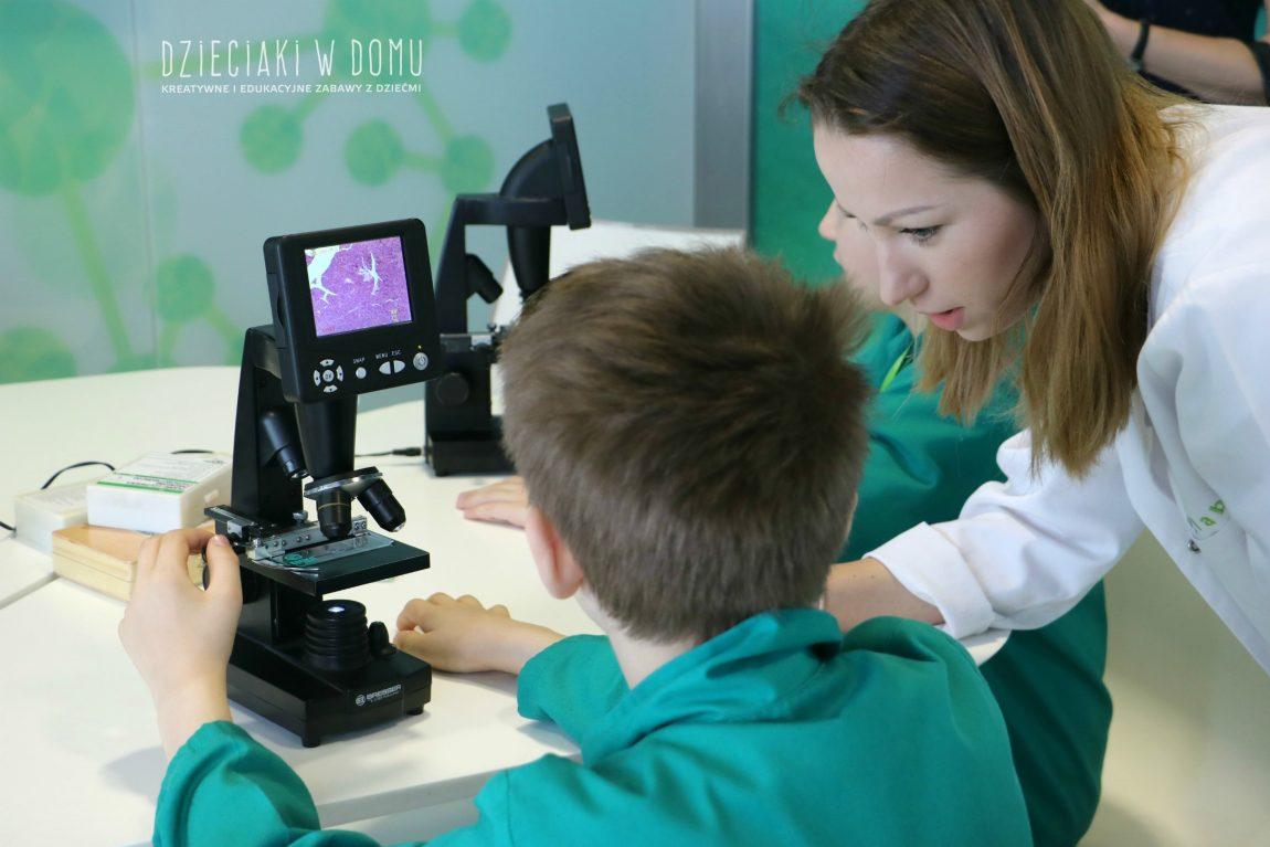 Baylab – edukacyjne warsztaty dla dzieci