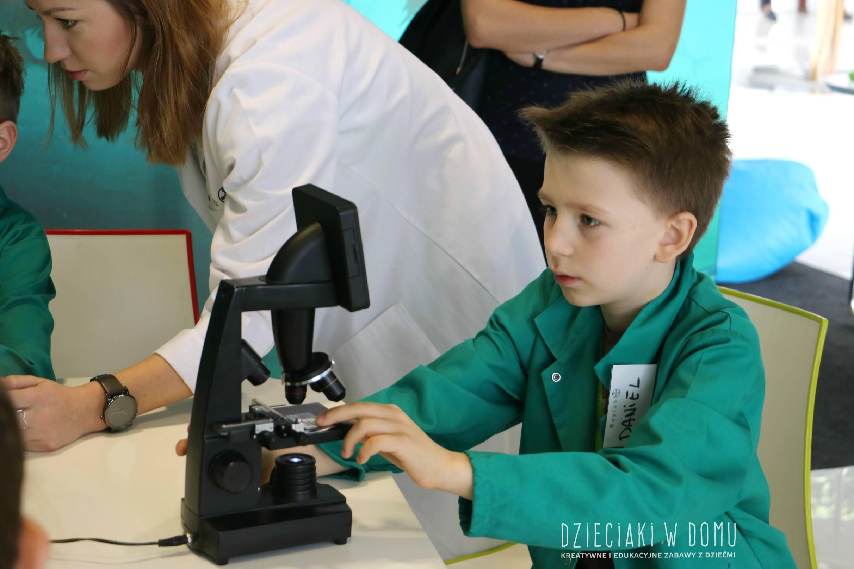 edukacyjne warsztaty dla dzieci baylab