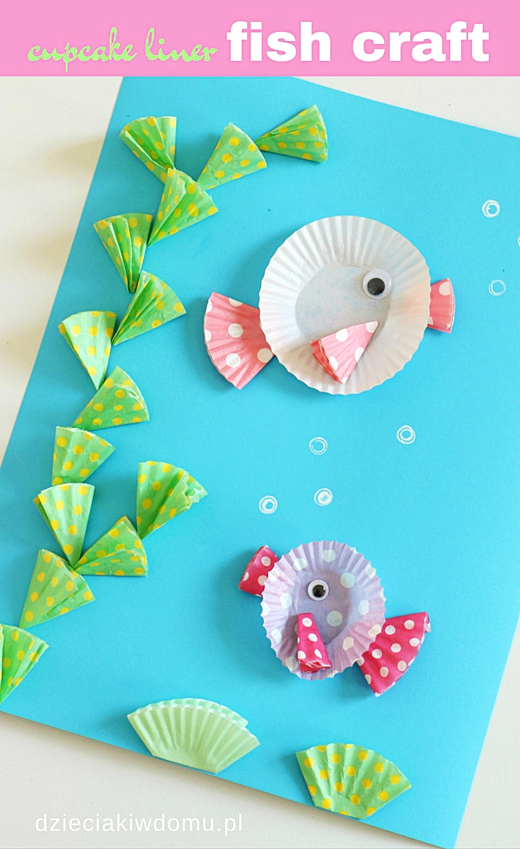 fisch craft for kids