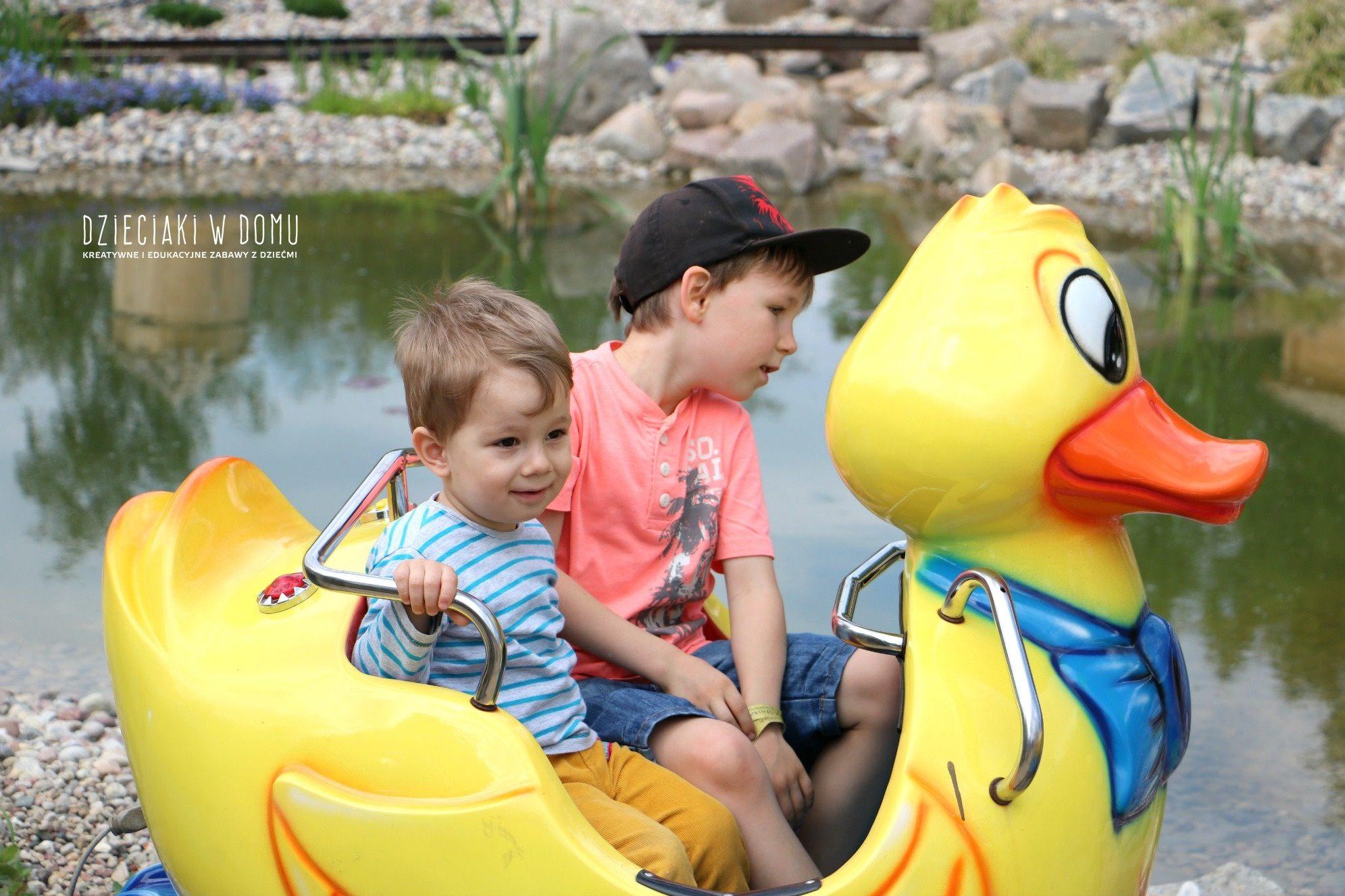 farma iluzji - rodzinny park rozrywki