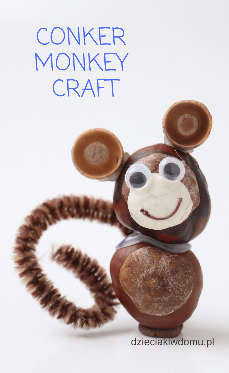 conker monkey craft