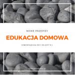 Nowe przepisy dotyczące edukacji domowej (obowiązujące od 1 września 2017 r.)