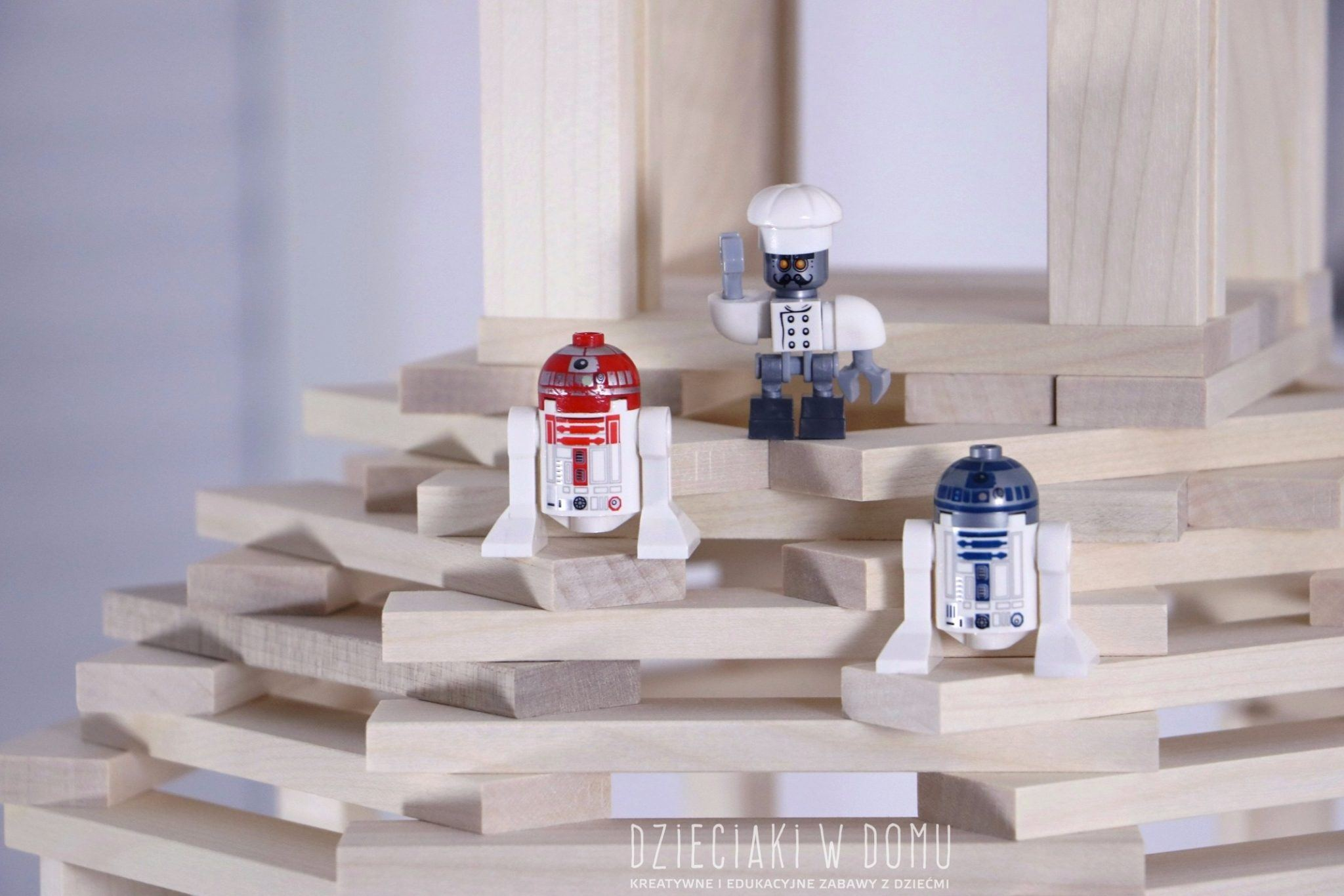 drewniane klocki dla dzieci maple