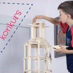 Drewniane Maple Blocks – GENIALNE klocki konstrukcyjne dla dzieci