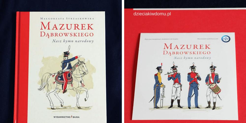 symbole narodowe książki dla dzieci hymn narodowy
