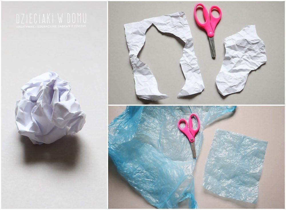 gora lodowa praca plastyczna