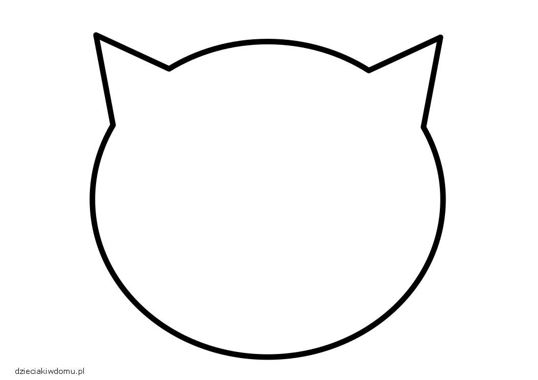 buzia kota szablon 1 dzien kota