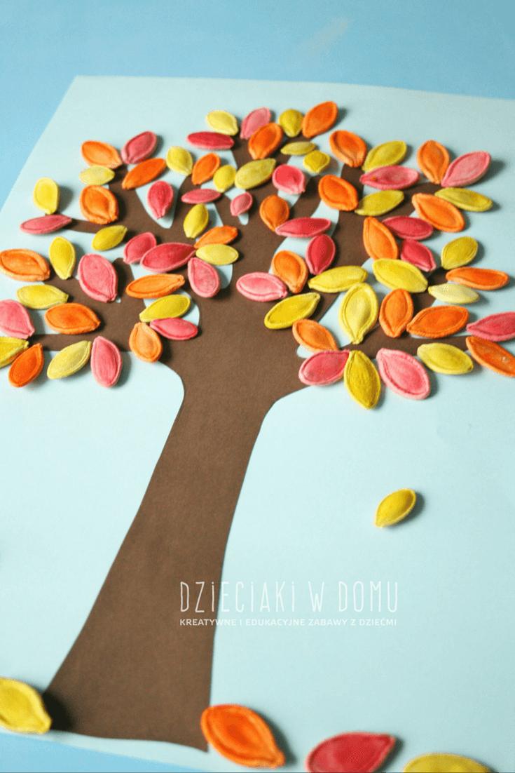 jesienne-drzewko-z-pestek-dyni
