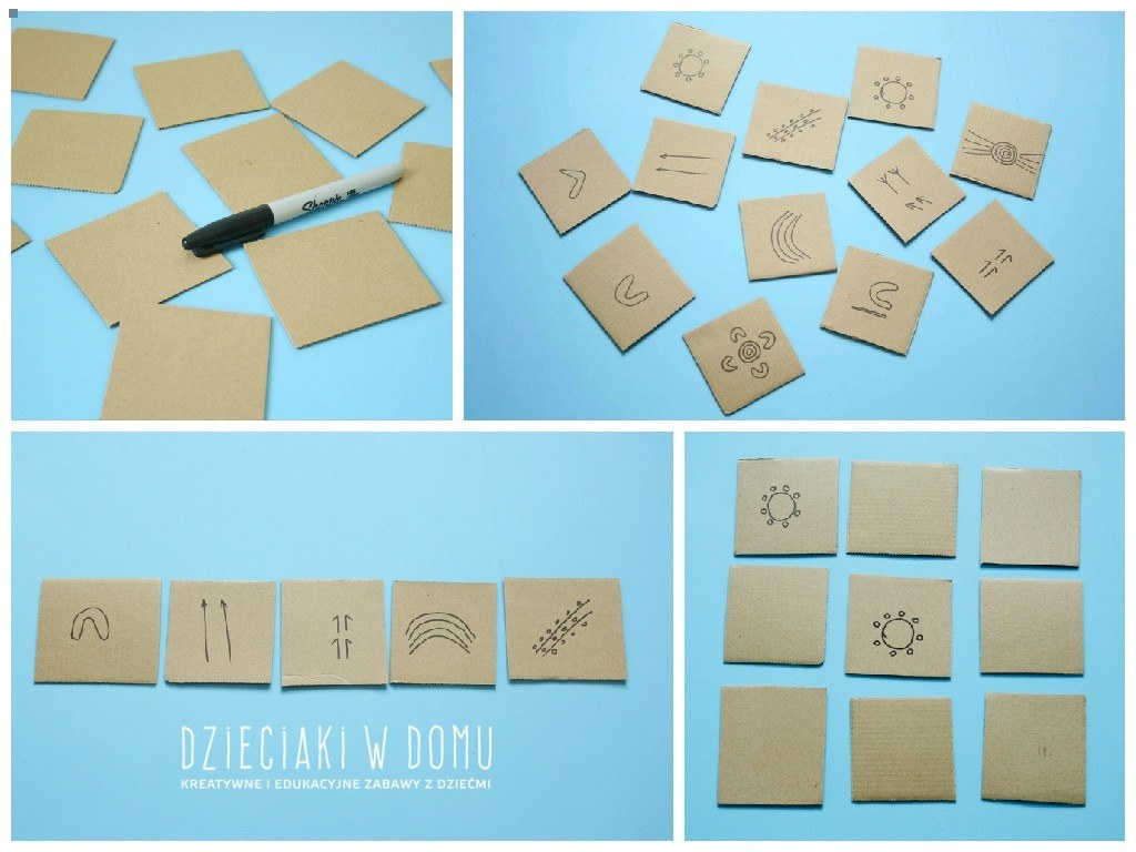 symbole aborygeńskie - zabawy dla dzieci