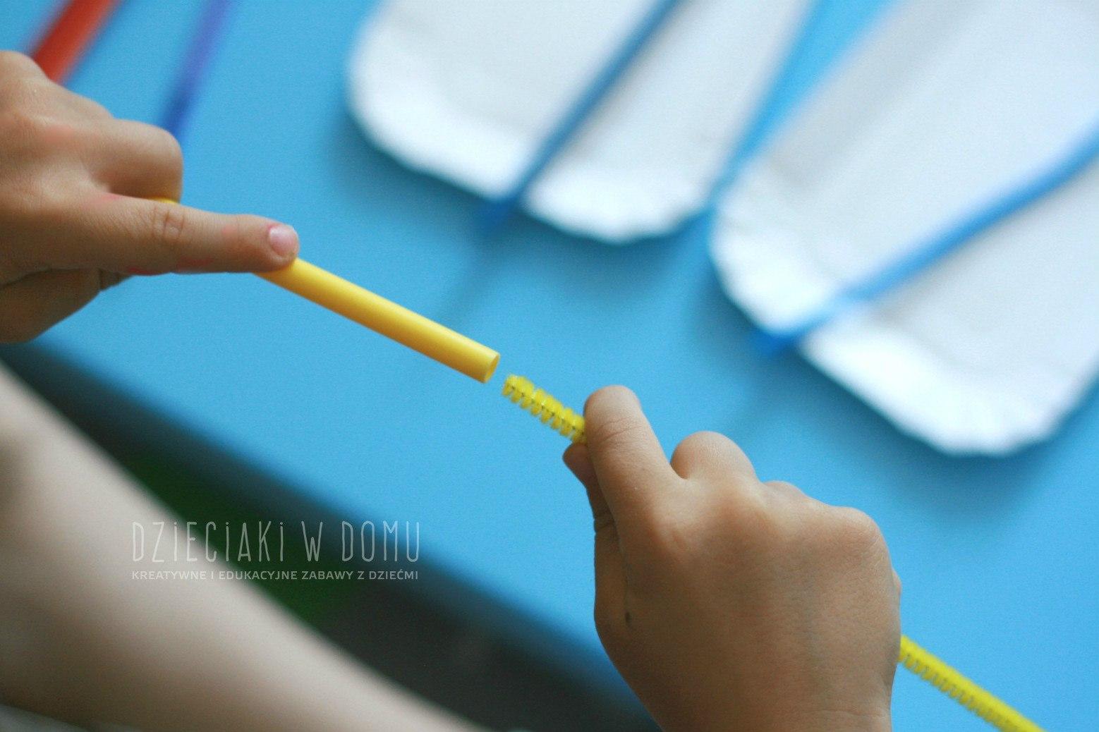 pomysły na zabawy dla dzieci z kreatywnymi drucikami