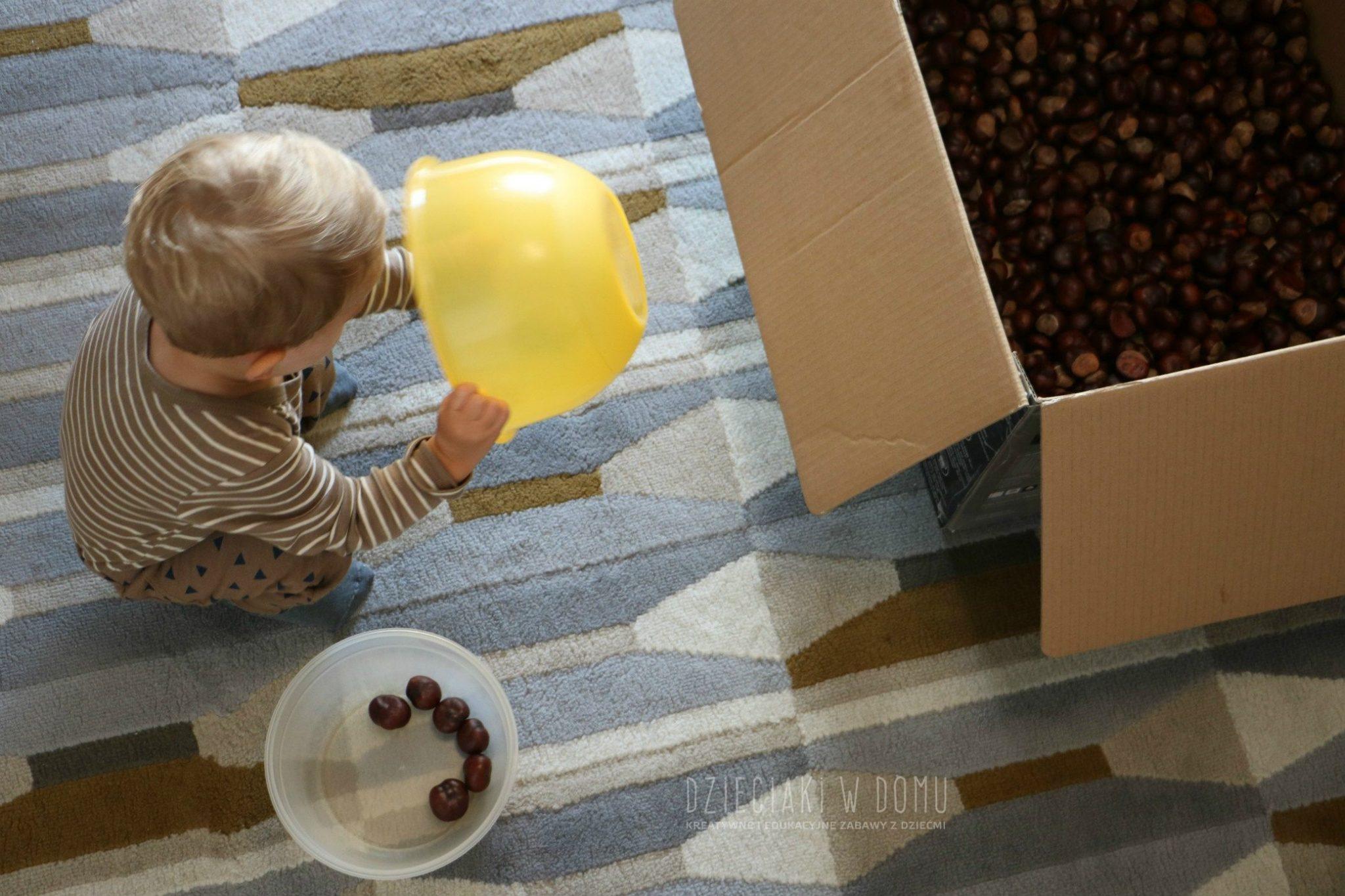 jesienne zabawy dla dzieci