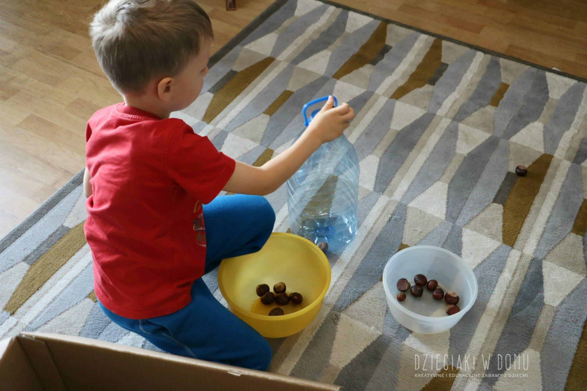 kasztanowe zabawy dla dzieci