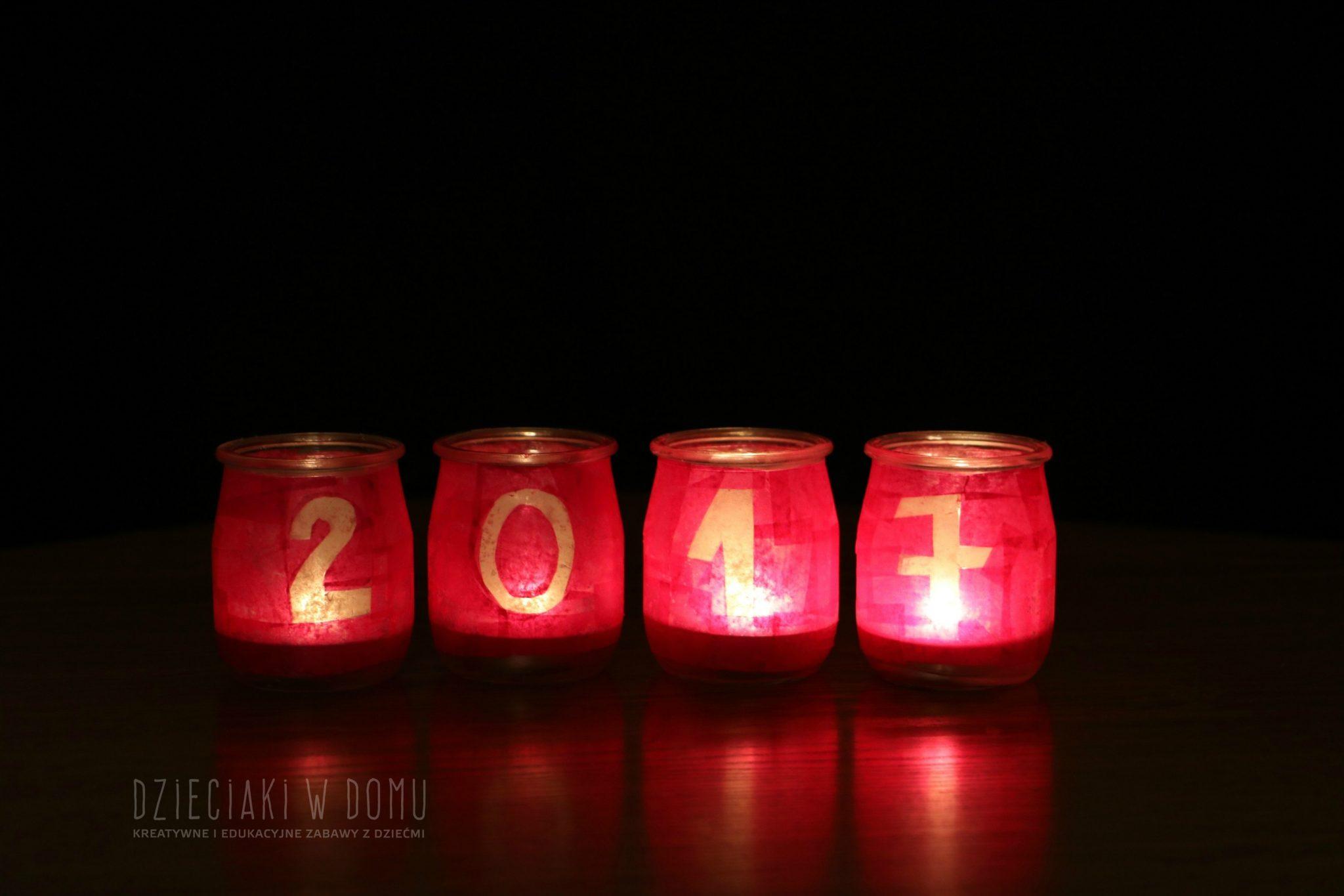 lapmion noworoczny diy