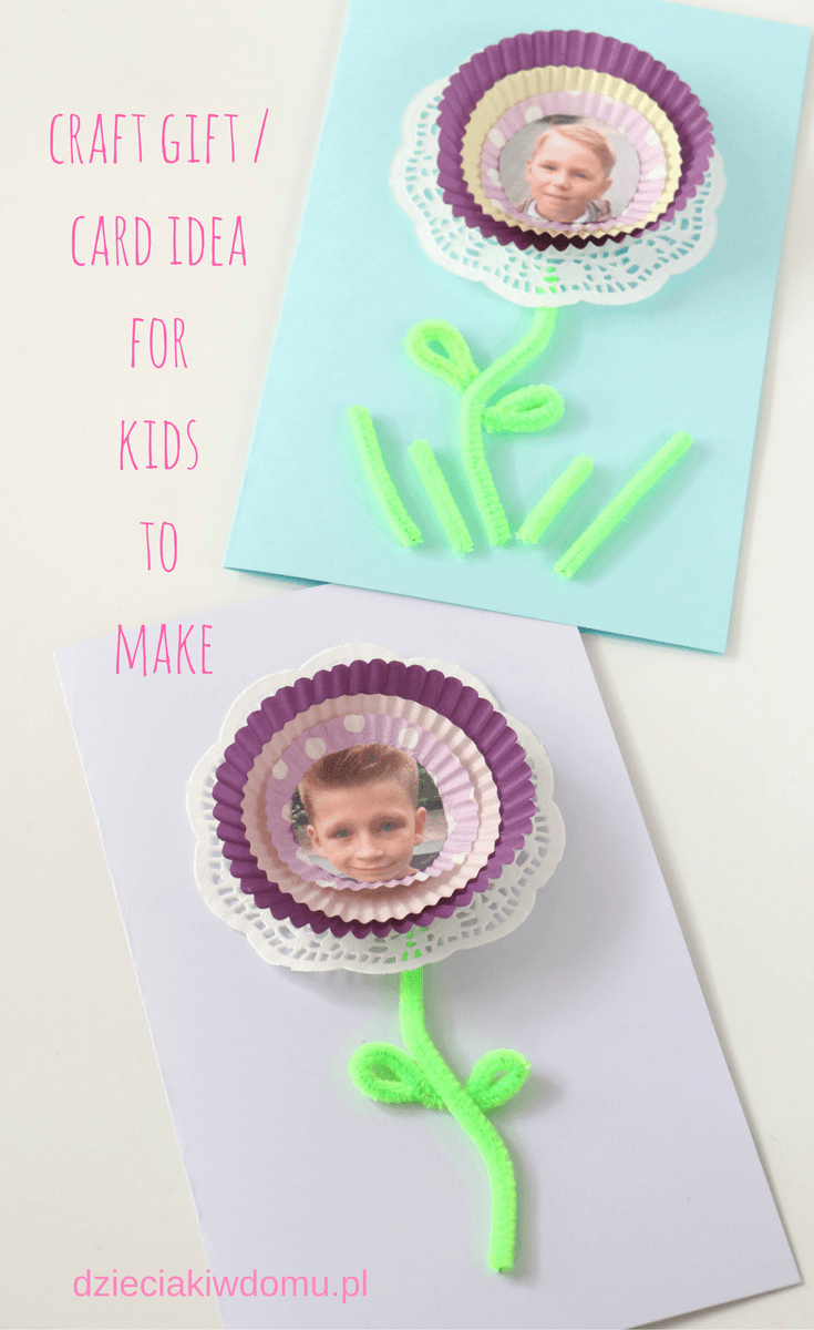 craft gift idea for kids to make
