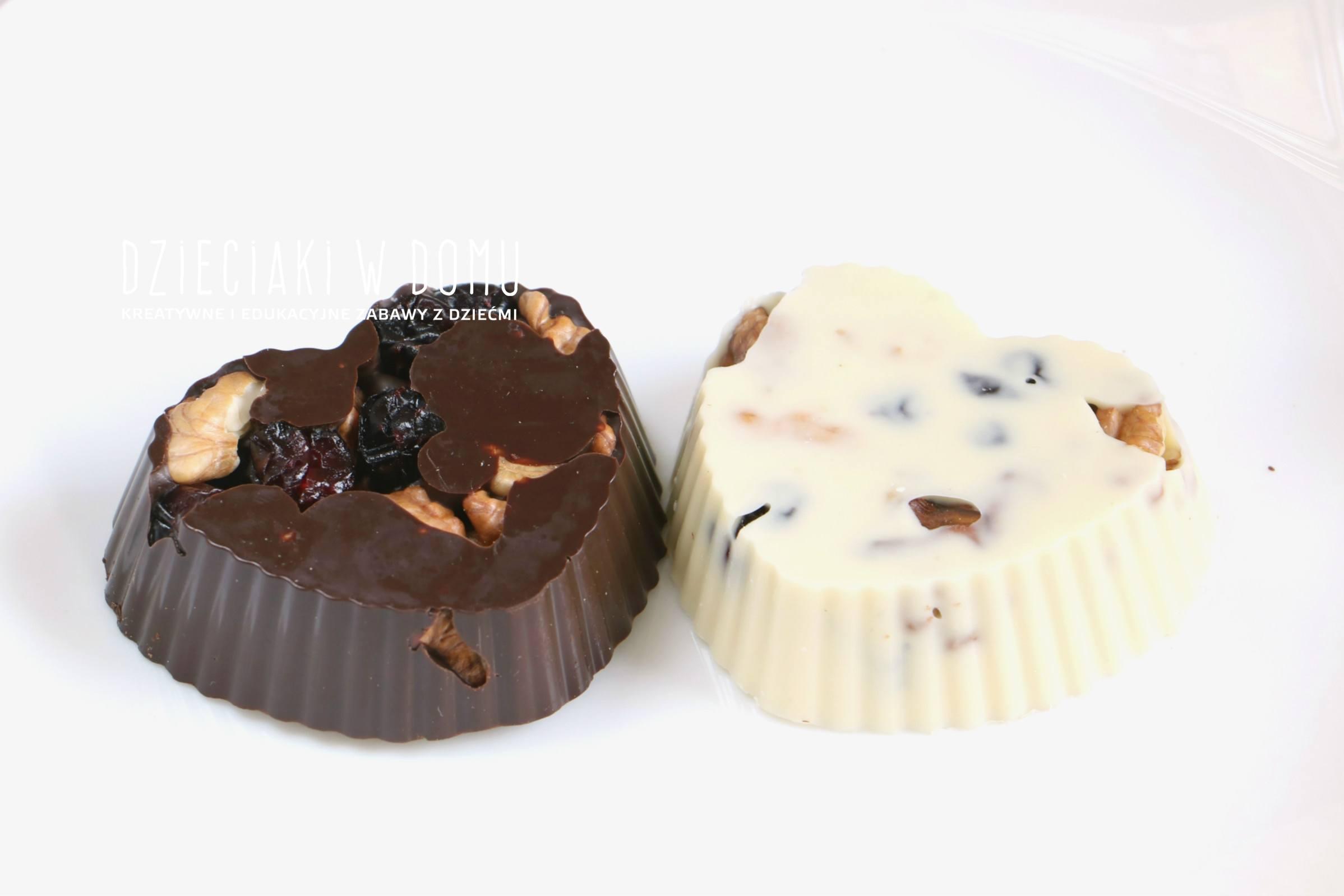 czekoladki DIY