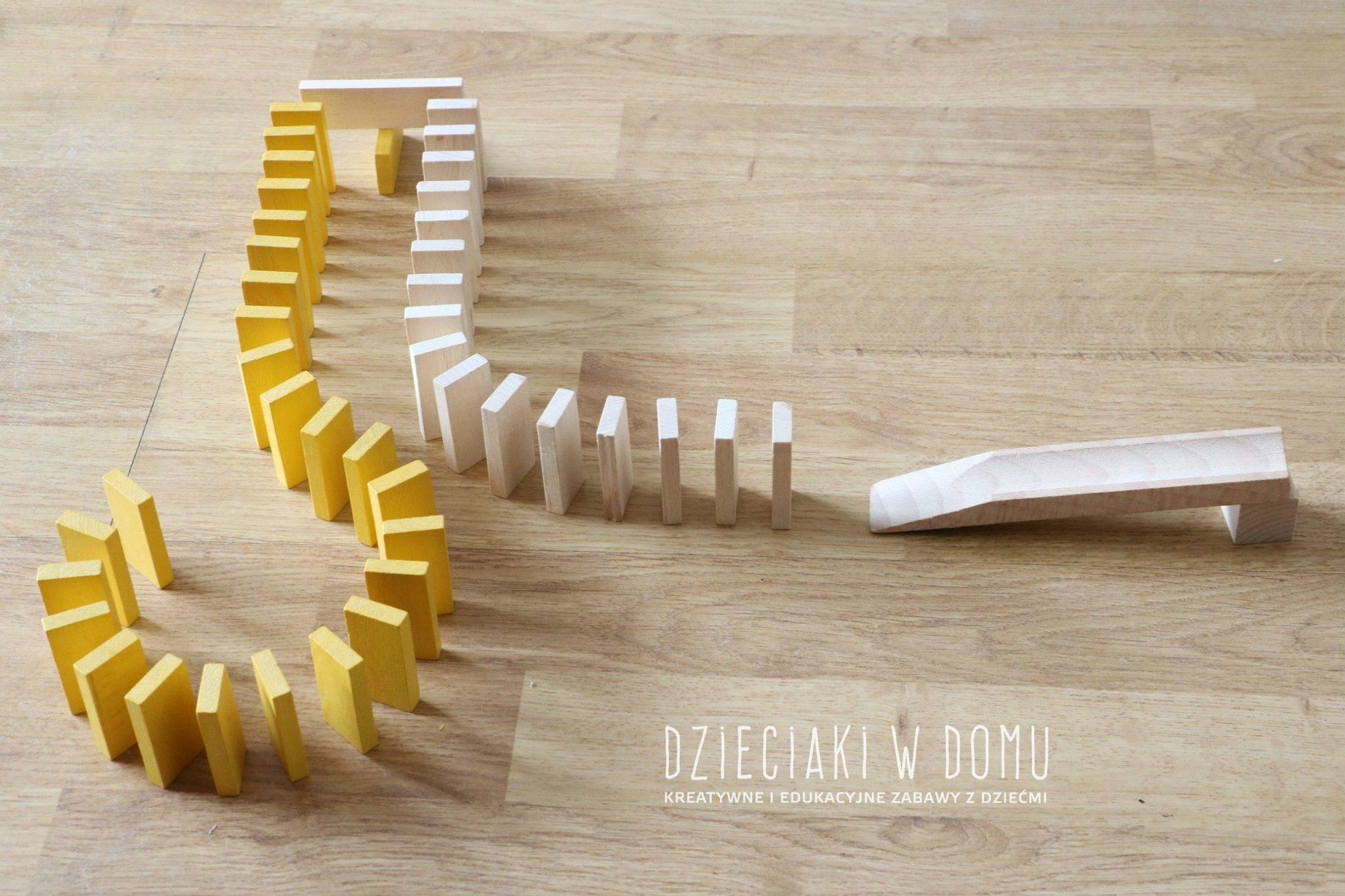 klocki domino