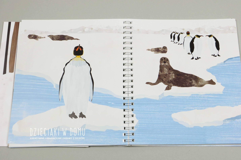 arktyka i antarktyka 1 - książki dla dzieci