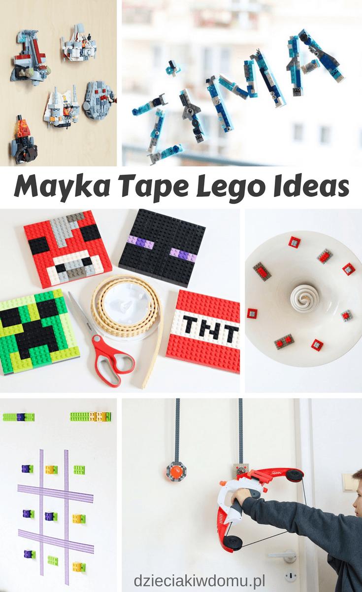 Mayka Tape Lego Ideas